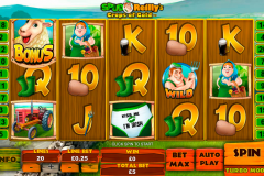 spud oreillys crops of gold playtech игровой автомат