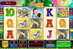the winnings of oz playtech игровой автомат 480x320