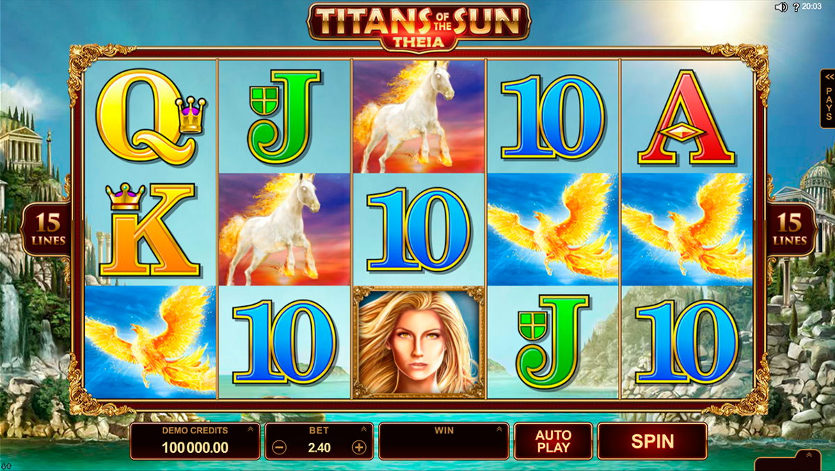 titans of the sun theia microgaming игровой автомат